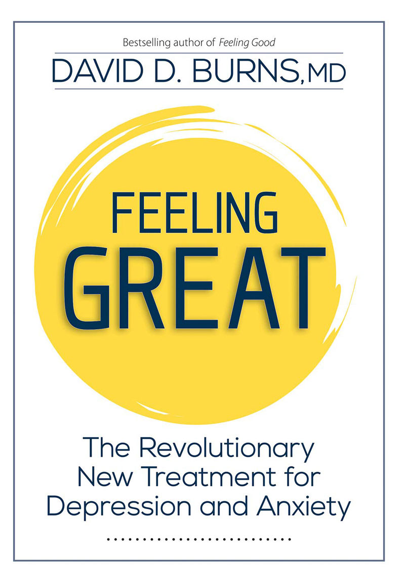 feeling great mindfulness book